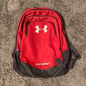 3 compartment underarmour backpack